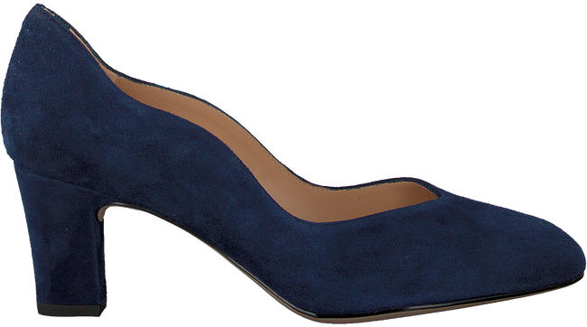 Blauwe UNISA Pumps MORAN  - large