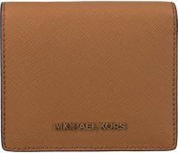 405d403fefb Cognac MICHAEL KORS Portemonnee FLAP CARD HOLDER - medium
