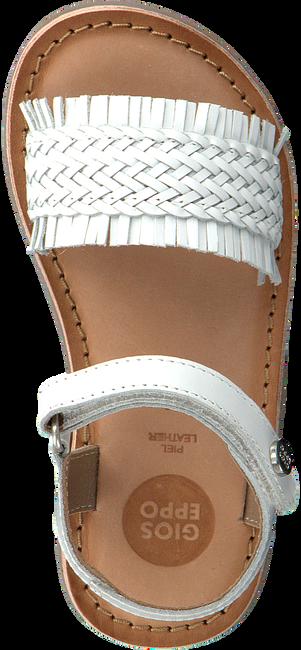 Witte GIOSEPPO Sandalen 48615  - large