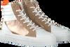 Witte KENNEL & SCHMENGER Hoge sneaker 22510  - small