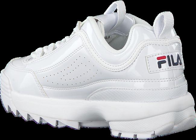 Witte FILA Sneakers DISRUPTOR M LOW WMN  - large