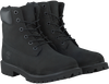 Zwarte TIMBERLAND Enkelboots 6IN PRM WP BOOT KIDS  - small