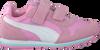 Roze PUMA Sneakers ST RUNNER V KIDS  - small