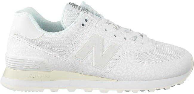 Witte NEW BALANCE Sneakers WL574 - large