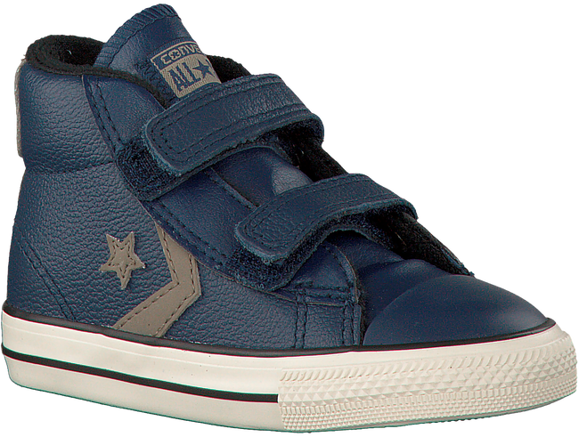 Blauwe CONVERSE Sneakers STAR PLAYER MID 2V  - large
