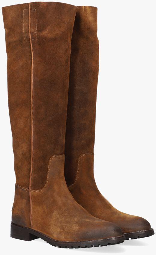 Bruine SHABBIES Hoge laarzen 191020088  - larger