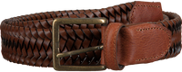 Cognac MAZZELTOV Riem ELASTICO NEW  - medium