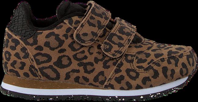 Bruine WODEN Lage sneakers YDUN ANIMAL SUEDE  - large
