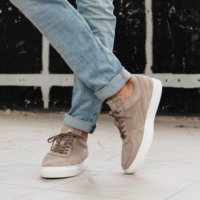 Beige VERTON Sneakers 9338B  - large