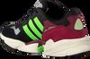 Zwarte ADIDAS Sneakers YUNG-96 J  - small
