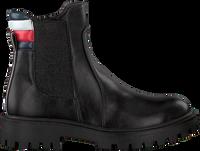 Zwarte TOMMY HILFIGER Chelsea boots 30853  - medium
