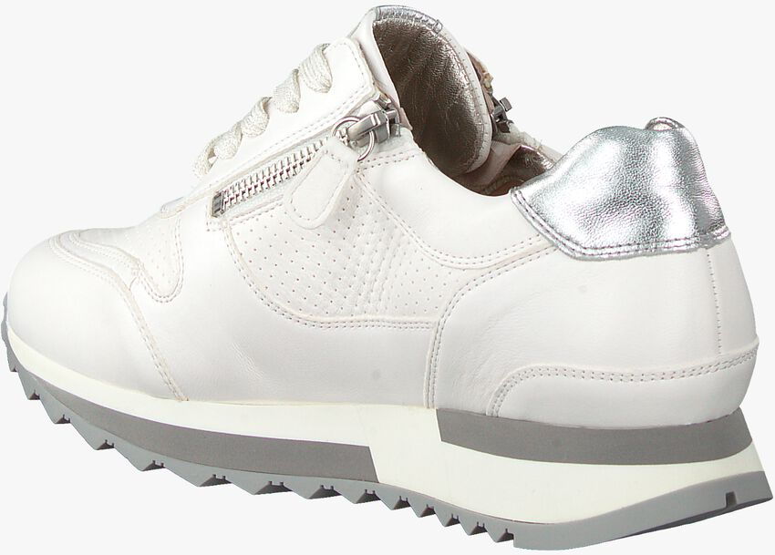 Witte HASSIA Sneakers MADRID  - larger