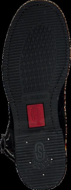 Zwarte SENDRA Biker boots 12399  - large