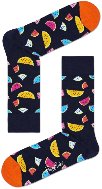 Multi HAPPY SOCKS Sokken WATERMELON  - large