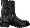 Zwarte OMODA Biker boots R14055  - small