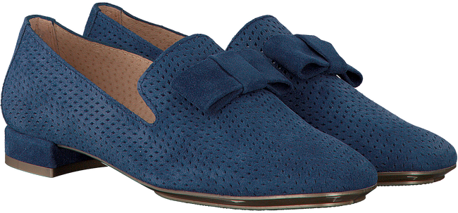 Blauwe HISPANITAS Loafers ITACA - large