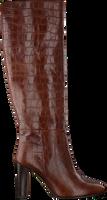 Cognac NOTRE-V Lange laarzen AH210  - medium