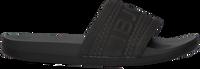 Zwarte BJORN BORG Slippers ROMEO  - medium