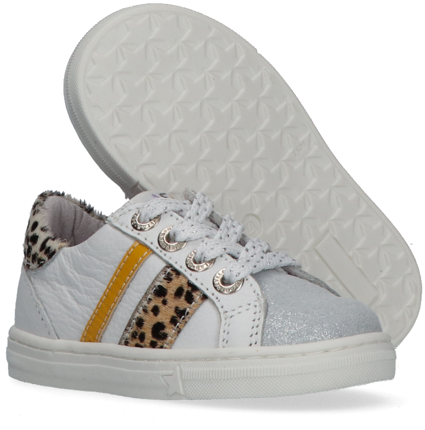 Bruine DEVELAB Lage sneakers 42344  - larger