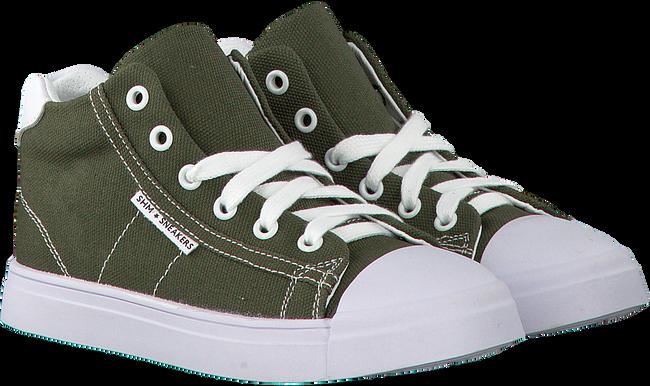 Groene SHOESME Sneakers SH8S020  - large