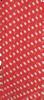 Rode ROMANO SHAWLS AMSTERDAM Sjaal SHAWL DOTS  - small