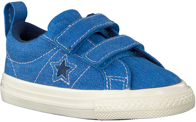 Blauwe CONVERSE Sneakers ONE STAR 2V OX  - large