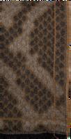 Bruine NOTRE-V Sjaal CIRA  - medium
