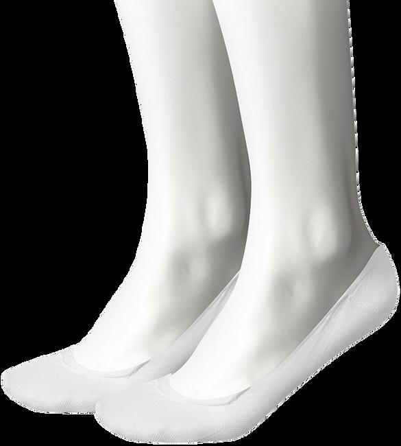 Witte TOMMY HILFIGER Sokken WOMEN REGULAR STEP - large