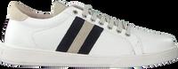 Witte BLACKSTONE Lage sneakers TG30  - medium