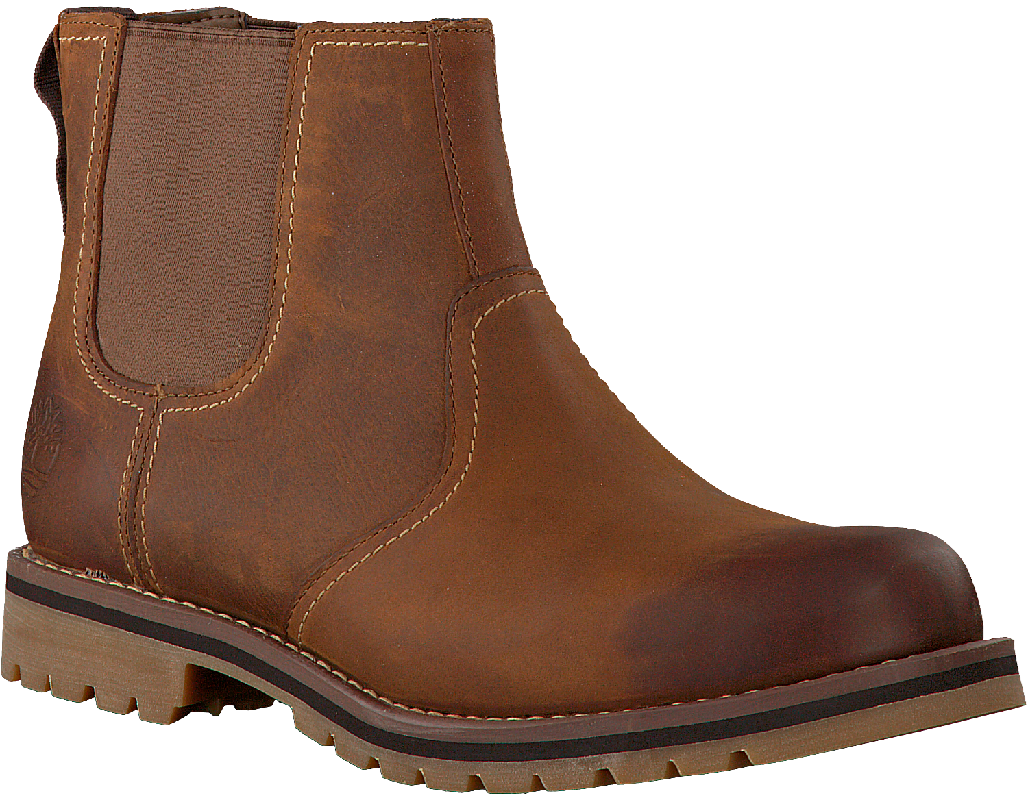 Bruine TIMBERLAND Chelsea boots LARCHMONT CHELSEA Omoda