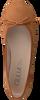 Cognac GIULIA Ballerina's G.12.BALLERINA  - small