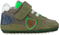 Groene SHOESME Babyschoenen BP9S038 - medium