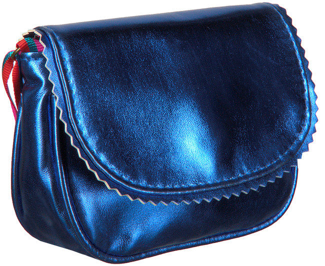 Blauwe LE BIG Schoudertas PELIPA BAG  - large