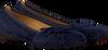 Blauwe GABOR Ballerina's 150.1  - small