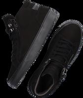 Zwarte CYCLEUR DE LUXE Hoge sneaker CAPO  - medium