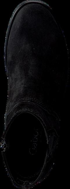 Zwarte GABOR Enkellaarsjes 804  - large
