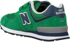 Groene NEW BALANCE Sneakers YV574/IV574 - small