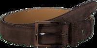 Bruine VAN BOMMEL Riem 75076 - medium