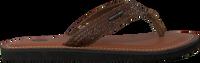 Bruine SCOTCH & SODA Slippers CADELLI  - medium