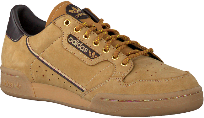 Camel ADIDAS Sneakers CONTINENTAL 80 MEN  - large