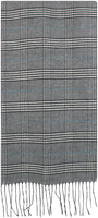 Grijze ROMANO SHAWLS AMSTERDAM Sjaal SHAWL CK BOUCLE  - medium