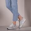 Beige NIKE Lage sneakers VENTURE RUNNER WMNS - small