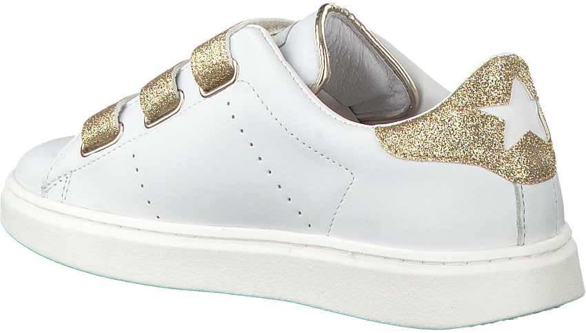 Witte HIP Sneakers H1081 - larger