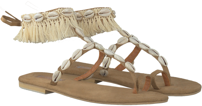 Beige HOT LAVA Sandalen SM1758  - large