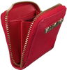 Rode VALENTINO HANDBAGS Portemonnee DIVINA COIN PURSE - small