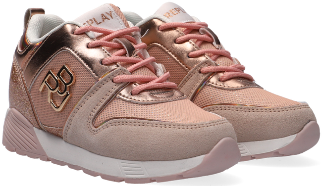 Roze REPLAY Lage sneakers JULY  - large