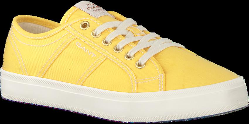 Gele GANT Sneakers ZOEE - larger