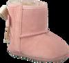 Roze UGG Babyschoenen JESSE BOW II  - small