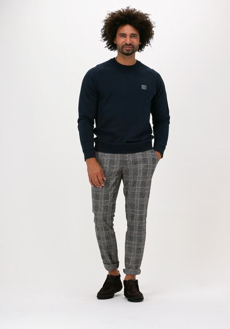 Donkerblauwe BOSS Sweater WESTART 1 10234591 - large