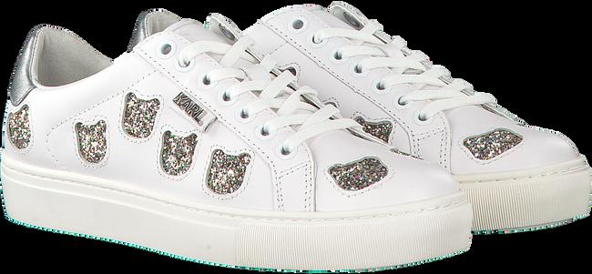 Witte KARL LAGERFELD Sneakers KL61039 - large